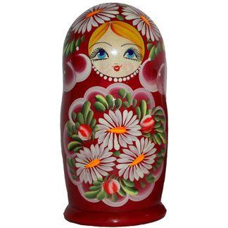 Традиционные русские матрешки