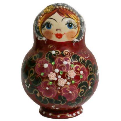 Матрешка традиционная 10 куколок
